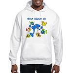 Bisous Hooded Sweatshirt