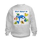 Bisous Kids Sweatshirt