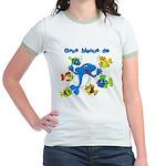 Bisous Jr. Ringer T-Shirt
