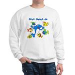 Bisous Sweatshirt