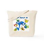 Bisous Tote Bag