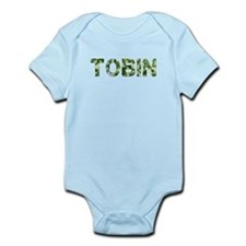 Tobin, Vintage Camo, Infant Bodysuit
