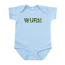 Wurm, Vintage Camo, Infant Bodysuit