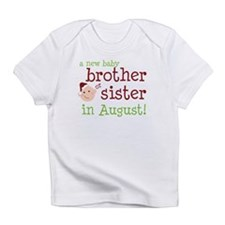 Cute Due august Infant T-Shirt