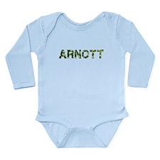 Arnott, Vintage Camo, Onesie Romper Suit