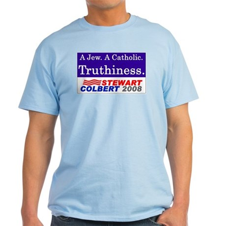 Truthiness 2008 Light T-Shirt