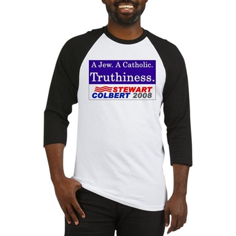 Truthiness 2008 Baseball Jersey