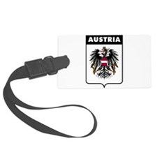 Austria Luggage Tag