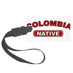 Colombia Native Large Luggage Tag
