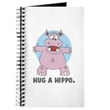 Hug a Hippo Journal