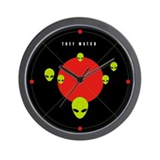 Wall Clock - They watch