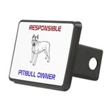 Pitbull Hitch Cover