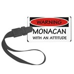 Attitude Monacan Large Luggage Tag