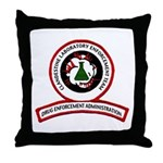 DEA CLET Throw Pillow