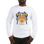 Camano Coat of Arms Long Sleeve T-Shirt