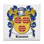 Camano Coat of Arms Tile Coaster
