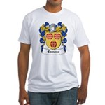 Camano Coat of Arms Fitted T-Shirt