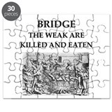 Bridge game Puzzels