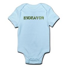 Endeavor, Vintage Camo, Infant Bodysuit