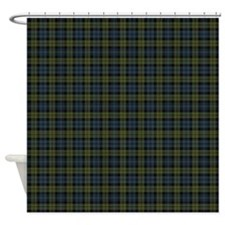 Ancient Campbell Scottish Tartan Shower Curtain