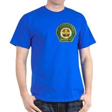L A County Harbor Patrol T-Shirt