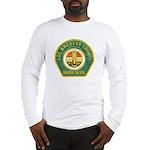 L A County Harbor Patrol Long Sleeve T-Shirt