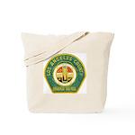 L A County Harbor Patrol Tote Bag