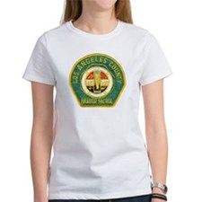 L A County Harbor Patrol Tee