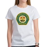 L A County Harbor Patrol Women's T-Shirt