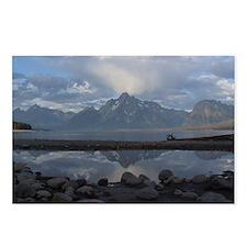 Grand Teton Reflections Postcards (8)