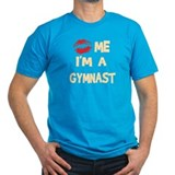 Kiss Me I'm A Gymnast T-Shirt