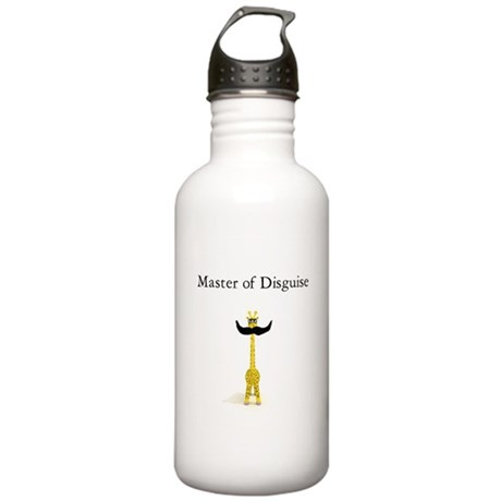 Master of Disguise Stainless Water Bottle 1.0L