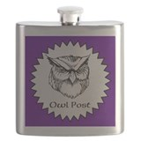 Owl Post Flask