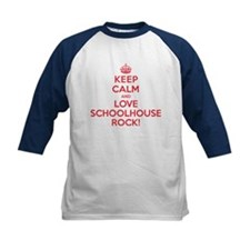 K C Love Schoolhouse Rock Tee