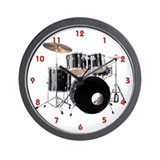 Funny Musical Wall Clock