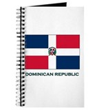 The Dominican Republic Flag Stuff Journal
