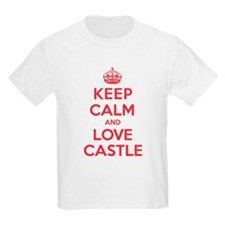 K C Love Castle T-Shirt