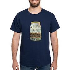 Cash Stash Jar T-Shirt