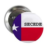 Texas Secede! Button