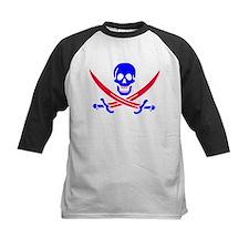 Pirate logo e11 Tee
