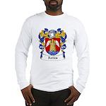 Aviles Coat of Arms Long Sleeve T-Shirt
