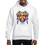 Aviles Coat of Arms Hooded Sweatshirt