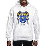 Arnau Coat of Arms Hooded Sweatshirt