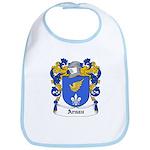 Arnau Coat of Arms Bib