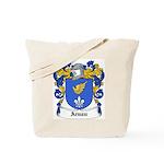 Arnau Coat of Arms Tote Bag