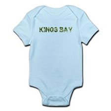 Kings Bay, Vintage Camo, Infant Bodysuit