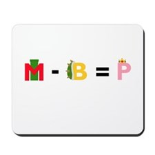 The Mario Equation Mousepad