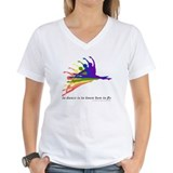 Rainbow Jete Shirt