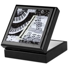 Clarinet Keepsake Box