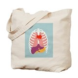 Hugs Keep Us Alive Tote Bag
